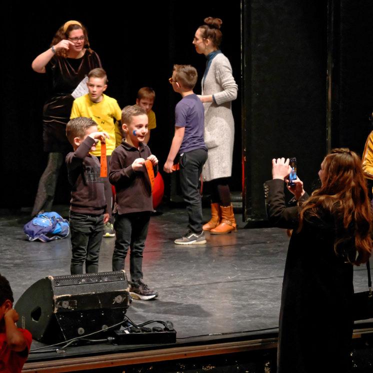 Theatergroep DISK - Egel is jarig