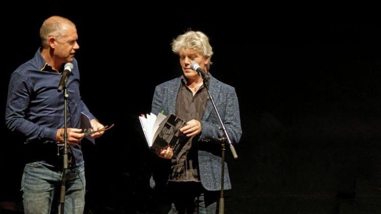 Jeroen Taalman en Hanz Mirck Cultureel Café 21 mei 2019