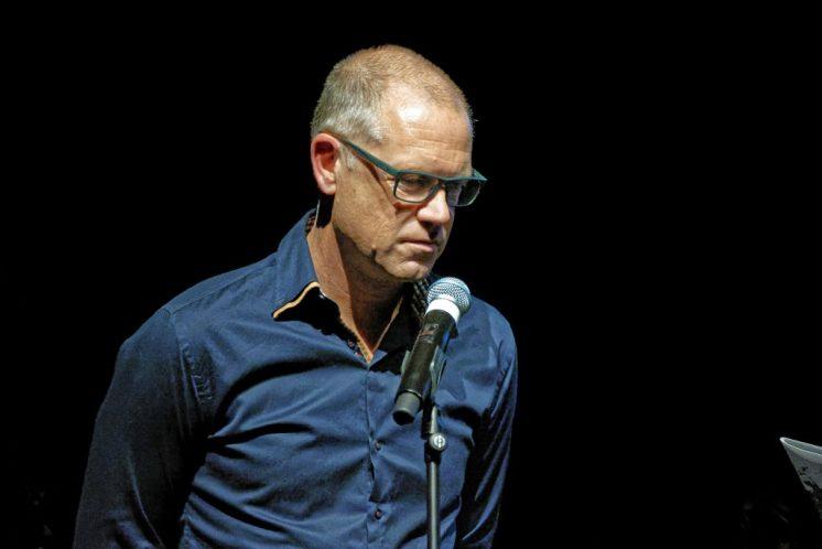 Jeroen Taalman Cultureel Café 21 mei 2019
