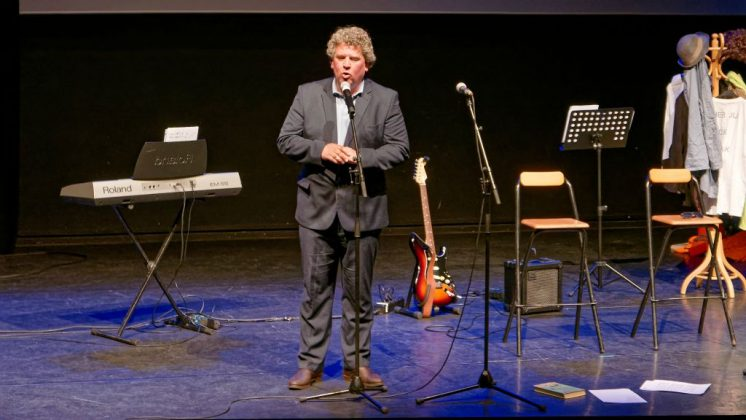 Dirk de Bruin Cultureel Café 21 mei 2019